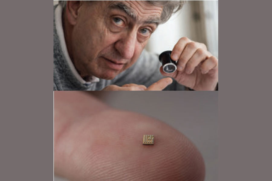 SWATCH GROUP CREATE THE WORLD'S SMALLEST BLUETOOTH CHIP